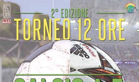 """Pinerolo. Domenica 4 giugno """"Torneo 12 ore"""" di calcio a cinque"""