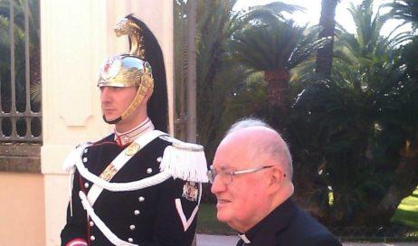 Il vescovo di Pinerolo ricevuto in Quirinale
