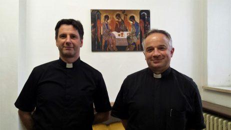 Antonello Alibardi e Roberto Bocchese