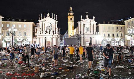 Finale Champions in piazza san Carlo. Lucio Malan: si faccia chiarezza sulle responsabilità
