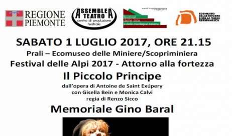 A teatro nel ricordo di Gino Baral