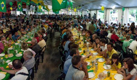 Piossasco. Al via la Festa Brasiliana di Solidarietà