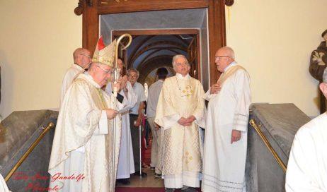 [ Photogallery ] La Diocesi di Pinerolo in festa per gli anniversari di ordinazione