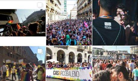 """Da Torino ad Alba: il Piemonte """"sposa"""" il gay pride"""