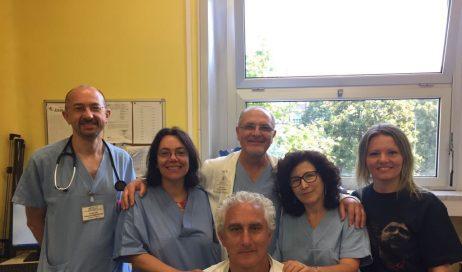 Nuove nomine nell'ASL TO 3. Il dott Perosa è il nuovo dirigente responsabile della Nefrologia e Dialisi di Pinerolo