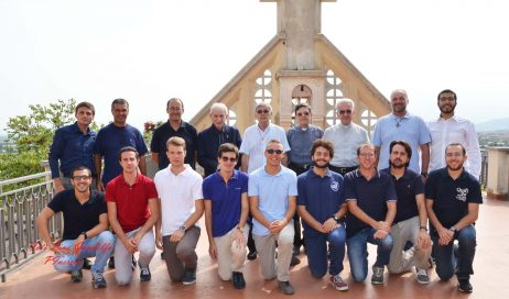 L'8 settembre la professione religiosa dei novizi salesiani di Monte Oliveto