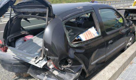 Incidente sull'autostrada Torino-Pinerolo
