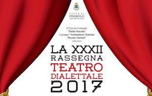 Rassegna di teatro dialettale – Pinerolo dal 7 ottobre al 25 novembre