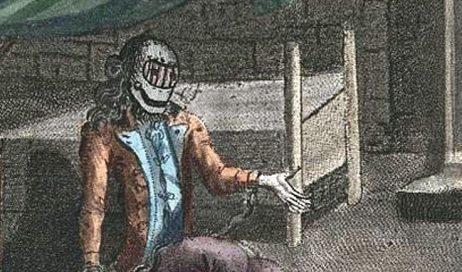 Maschera di Ferro FINALMENTE SMASCHERATA?