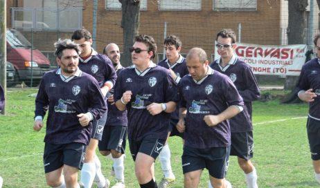 Il Pinerolo Fd sbarca nel calcio che conta
