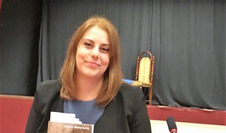 Un week end fuori porta per la scrittrice e giornalista Valsusina Maria Teresa Vivino