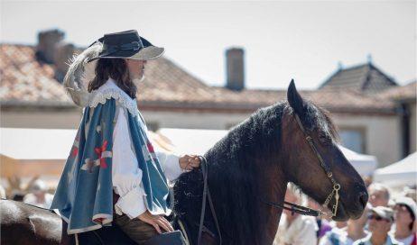 ROUTE D'ARTAGNAN, LA TRATTA ITALIANA INAUGURA A PINEROLO
