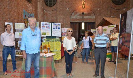 """[ photogallery ] Inaugurata a Pinerolo la mostra """"Mosaico di Culture"""""""