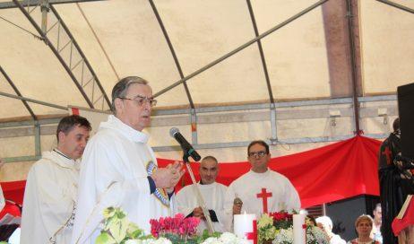 Piossasco. Camilliani in festa per padre Gianfranco Lovera