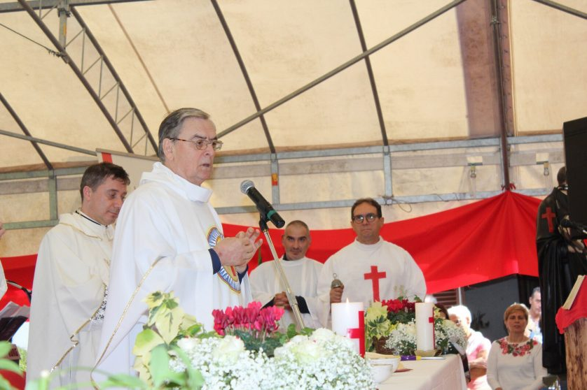 Padre Gianfranco Lovera