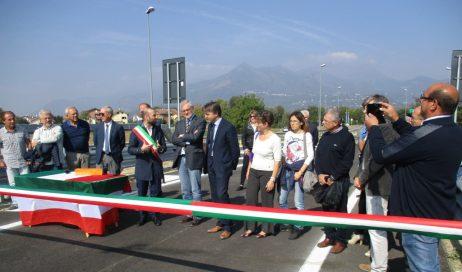 Inaugurato il NUOVO SVINCOLO di AVIGLIANA EST
