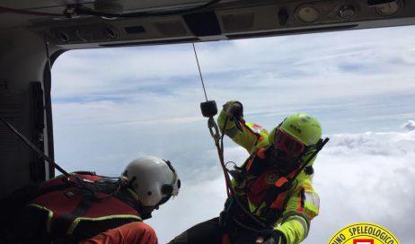 Precipitati tre alpinisti dal Monviso. Deceduto un 53enne di Sant'Ambrogio di Susa