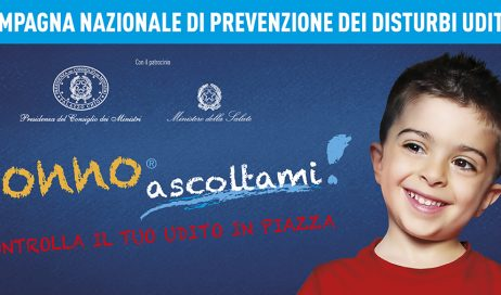 Piemonte protagonista nella la Campagna nazionale per la prevenzione contro i disturbi dell'udito
