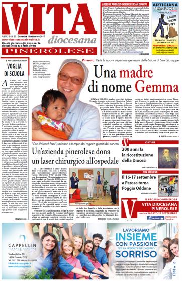 prima pagina settembre