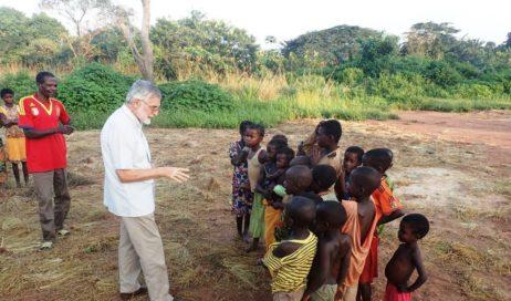 Repubblica Centrafricana. Intervista a Rino Perin, vescovo della Diocesi di M'baïki