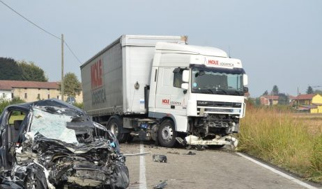 Incidente mortale a Cavour