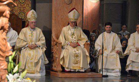 Monsignor Olivero ha fatto il suo ingresso nella diocesi di Pinerolo