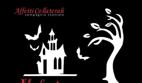 Sabato 4 novembre al Teatro incontro va in scena il Fantasma di Canterville, tratto dal celebre racconto di Oscar Wilde
