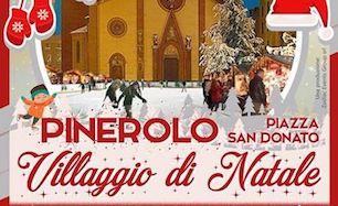 Villaggio di Natale – Pinerolo dal 2 dicembre al 14 gennaio