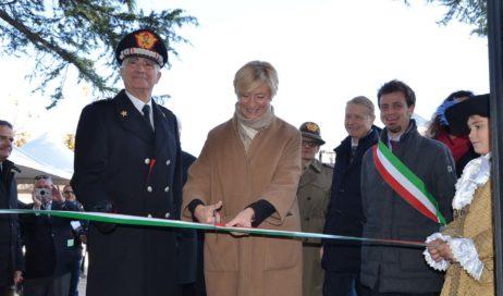 [ photogallery ] Inaugurata a Pinerolo la nuova caserma dei carabinieri