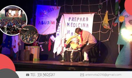 Arte In Vita, il teatro fatto col cuore