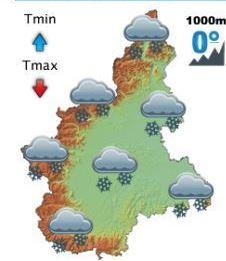 Il Piemonte aspetta la neve