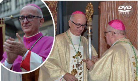 In un DVD il video dell'ingresso di monsignor Olivero a Pinerolo