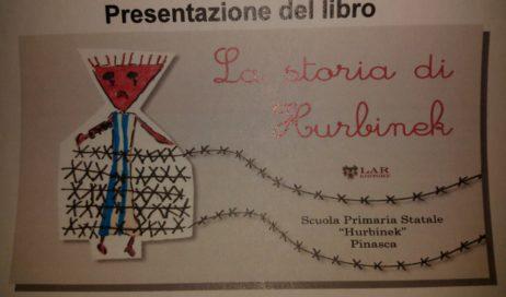 Un libro per festeggiare i vent'anni di Hurbinek