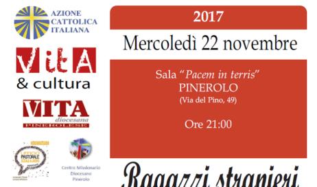 """Ragazzi stranieri o cittadini italiani? A Pinerolo un incontro sullo """"ius soli"""""""