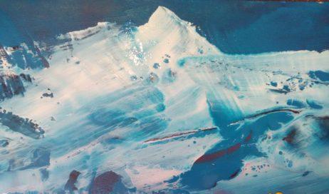 I Fuochi della Montagna. A Torino mostra personale di Jean-Paul Charles