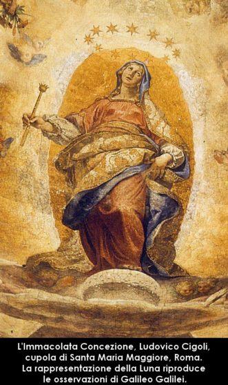 Maria e Dio: dono reciproco