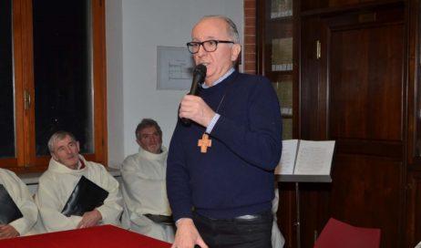 """[ video ] Il vescovo di Pinerolo ha presentato il libro """"Myriam di Nazareth"""""""