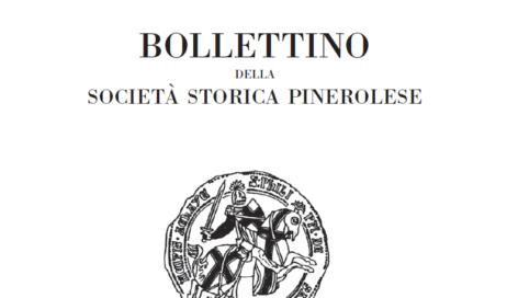 Il 18 dicembre la presentazione del nuovo bollettino della Società Storica Pinerolese