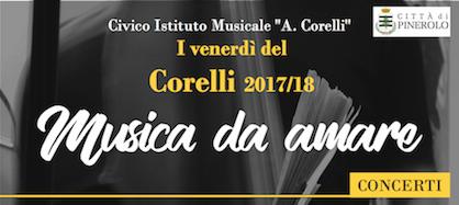 I venerdì del Corelli – Pinerolo fino all'8 giugno
