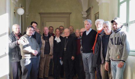 Buona missione, monsignor Pier Giorgio!