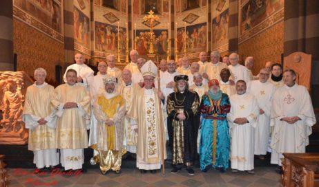 [ photogallery ] La messa dei popoli a ritmo di gospel