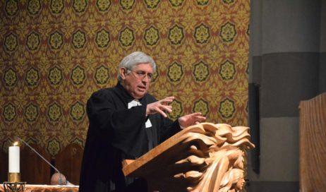 La preghiera del pastore Genre per i vescovi Derio e Pier Giorgio