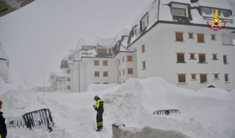 Sestriere emergenza neve