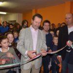[ photogallery ] Inaugurati a Pinerolo i nuovi locali della scuola Nino Costa