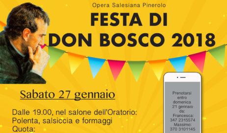Pinerolo. La parrocchia Spirito Santo festeggia don Bosco