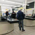 Rapina al supermercato In'S di Pinerolo. Il ladro fugge con l'incasso