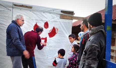 Libano. Il racconto di un volontario di Operazione Colomba che ha visitato i campi profughi di Tripoli