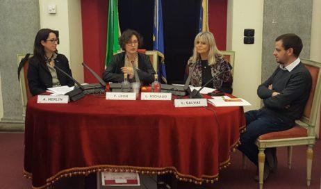"""Presentata a Torino la 25 edizione dell'International Chamber Music Competition """"Pinerolo e Torino Città metropolitana"""","""