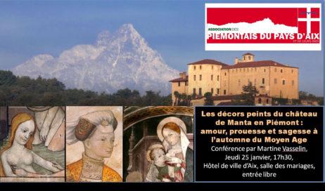 Associazione dei Piemontesi di Aix en Provence: auguri 2018