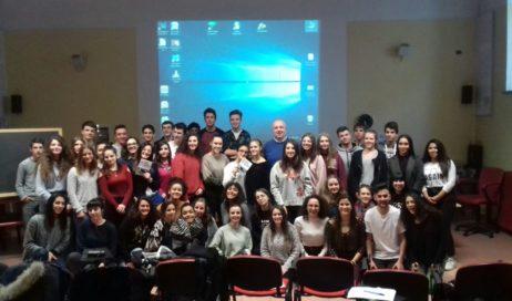 """Pinerolo. Liceo """"Porporato"""": scambio culturale italo-francese"""